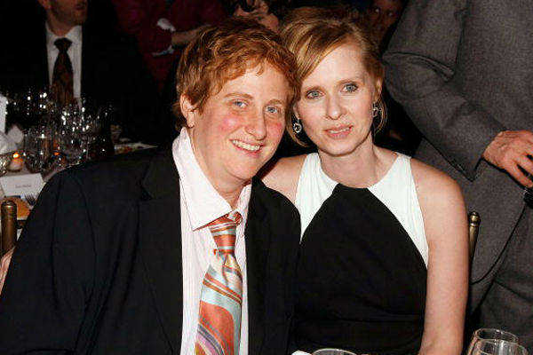 Most inspiring lesbian couples the